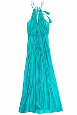Calypso St. Barths - Batinly V-Neck Maxi Dress