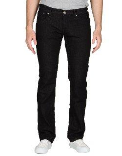 Emporio Armani  - Straight Leg Denim Pants