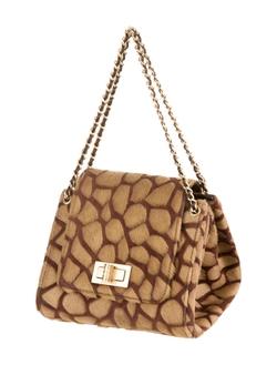 Chanel - Mini Ponyhair Flap Bag