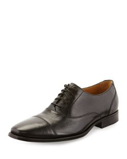 Cole Haan - Adams Cap-Toe Lace-Up Oxford Shoes