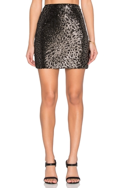 1. State - Sequin Mini Skirt