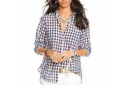 Denim & Supply Ralph Lauren - Checked Utility Shirt