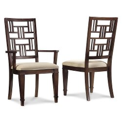 Hooker Furniture  - Ludlow Fretback Dining Arm Chair