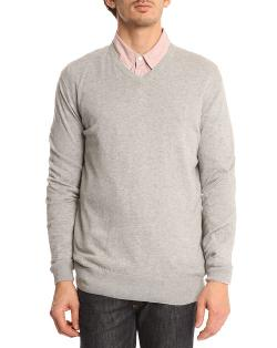 Wrangler  - Cashmere V-Neck Collar Sweater