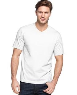 John Ashford  - V-Neck T-Shirt