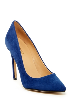 Nine West - Frolic Suede Pumps