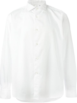 Eleventy - Spread Collar Shirt