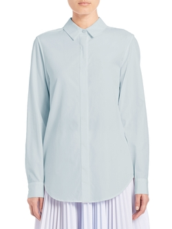 Tome - Pleated-Back Blouse
