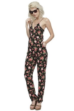 Wren - Cami Jumpsuit in Floral