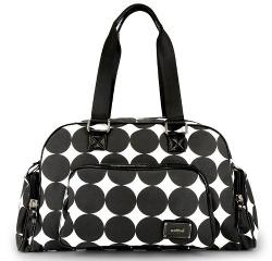 Ooyoo  - Modern Polka Dot Diaper Bag