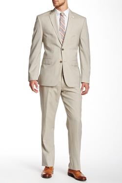 Vince Camuto - Notch Lapel Wool Suit