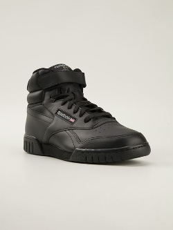 Reebok - Ex-O-Fit Hi-Top Sneakers