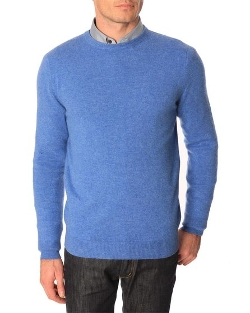 Menlook Label  - Geoffroy Marl Cashmere Sweater