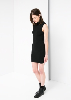 Mango - Jersey Bodycon Dress