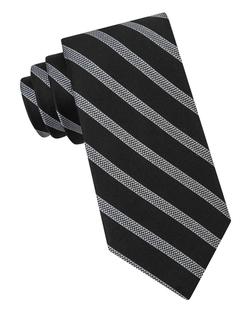 William Rast - Silk Striped Tie