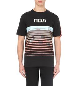 Hood By Air - Yard Cotton-Jersey T-Shirt