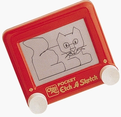 Ohio Art  - Pocket Etch A Sketch