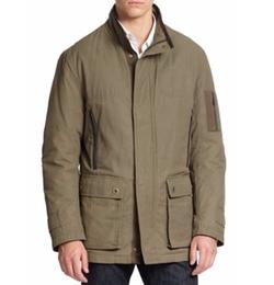 Rainforest - Waxed Cotton Jacket