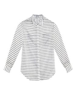 Elizabeth and James - Emmanuelle Striped Shirt