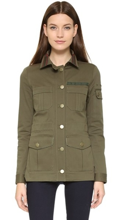Veronica Beard - Camp Jacket