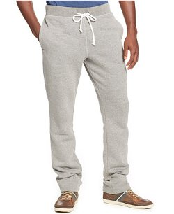 American Rag - Slim-Fit Fleece Pants