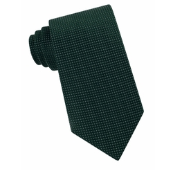 Lord & Taylor The Mens Shop - Textured Pin Dot Silk-Blend Tie
