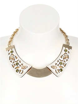 Mrs Design - Worldwide Animals Collar Necklace