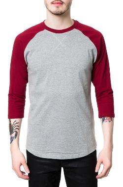 Springfield Classic - The S.F.C Contrast Fenway Raglan Shirt