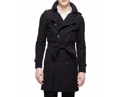 Burberry London  - The Wiltshire Long Heritage Trench Coat