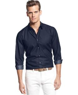 Hugo Boss  - Ronny Slim-fit Shirt