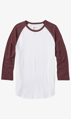 Express - Baseball T-Shirt
