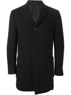 Z Zegna - Single Breasted Coat