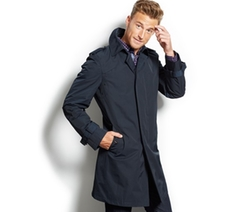 Tallia  - Slim-Fit Trench Coat