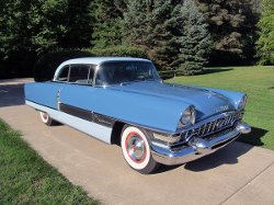 Packard  - 1955 400 Hardtop Coupe Car