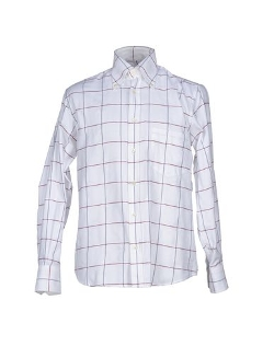 Blumarine - Checked Design Shirt