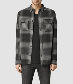 All Saints - Hazelton Shirt Jacket
