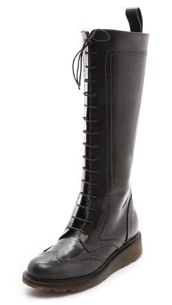 Studio Pollini - Tall Combat Boots