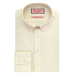 Thomas Pink - Goldsmith Texture Slim Fit Button Cuff Shirt