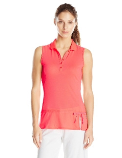 Adidas - Advance Pique Sleeveless Polo Shirt