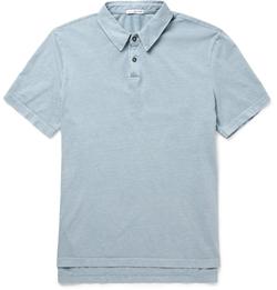 James Perse - Cotton-Jersey Polo Shirt