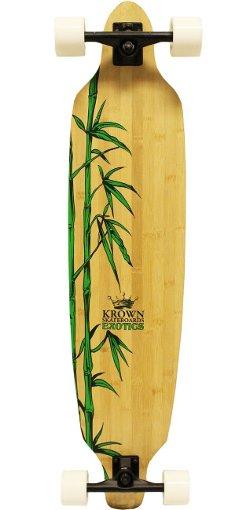 Krown - Krex 2 Bamboo Freestyle Complete Longboard