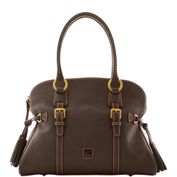 Dooney & Bourke - Florentine Domed Buckle Satchel Bag
