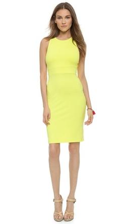 Susana Monaco - Jenn Back Twist Dress