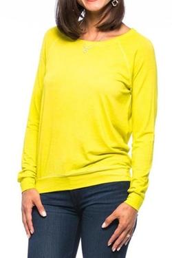 Majestic Tees - Hand-Dyed Silk Raglan Shirt