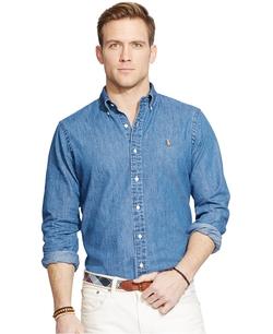 Polo Ralph Lauren - Classic-Fit Denim Shirt