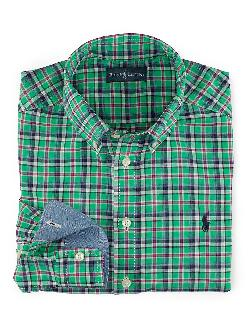 RALPH LAUREN CHILDRENSWEAR - Blake Shirt