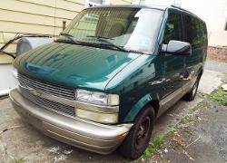 Chevrolet  - 2001 Astro AWD
