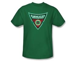 The Big Bang Theory - The Green Arrow Shield Bullseye Green T-Shirt