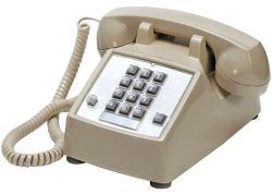 Cortelco Kellogg  - 2500 Tel-Flash/M-W Desk Phone