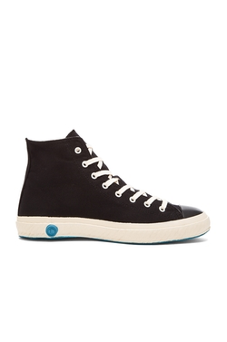 Shoes Like Pottery - High Top Canvas Sneakers